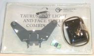 08842-Taurus II Spot Light/ Clear Face Shield Kit