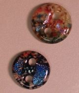 47237-Rd.Holey 4 Buttons Mold