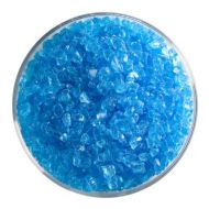 BU141693F-Frit Coarse Light Turquoise Blue Cathedral 1# Jar