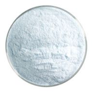 BU141698F-Frit Powder Light Turquoise Blue Cathedral 1# Jar