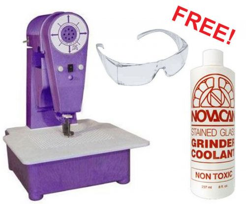 08510-Gryphon Omni 2 Diamond Wire Saw w/ FREE 8oz. Novacan Grinder Coolant & Safety Glasses