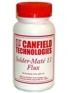 14050-Canfield Soldermate II Flux 8oz.