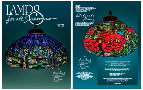 90080 - 2021 Lamps For All Seasons Yearly Calendar