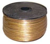 36500-Electrical Wire 250' Spool (Clear Gold) ---SALE!