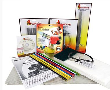 4150-Fireworks Beginners Essentials Beadmaking Kit