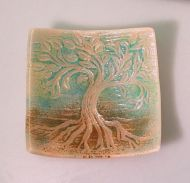 47198-Sm. Tree of Life Texture Mold