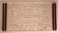 47218-Pineapple Welcome Texture Mold 7