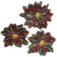47383-Poinsettia Ornaments Mold