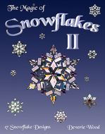 90521-Magic Of Snowflakes 2 Bk