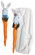 47270-Bunny & Carrot Stakes