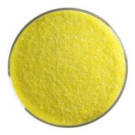 BU112091F-Frit Fine Canary Yellow Cathedral 1# Jar