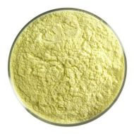 BU012098F-Frit Powder Canary Yellow Opal 1# Jar