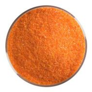 BU112591F-Frit Fine Orange Cathedral 1# Jar