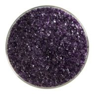BU112892F-Frit Med. Deep Royal Purple Trans. 1# Jar