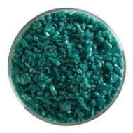 BU014493F-Frit Coarse Teal Green Opal 1# Jar